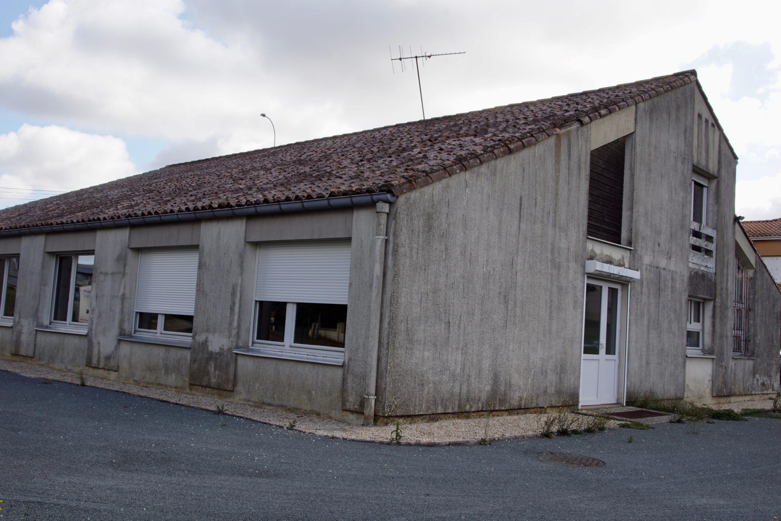 Salle de la Croix-Rouge