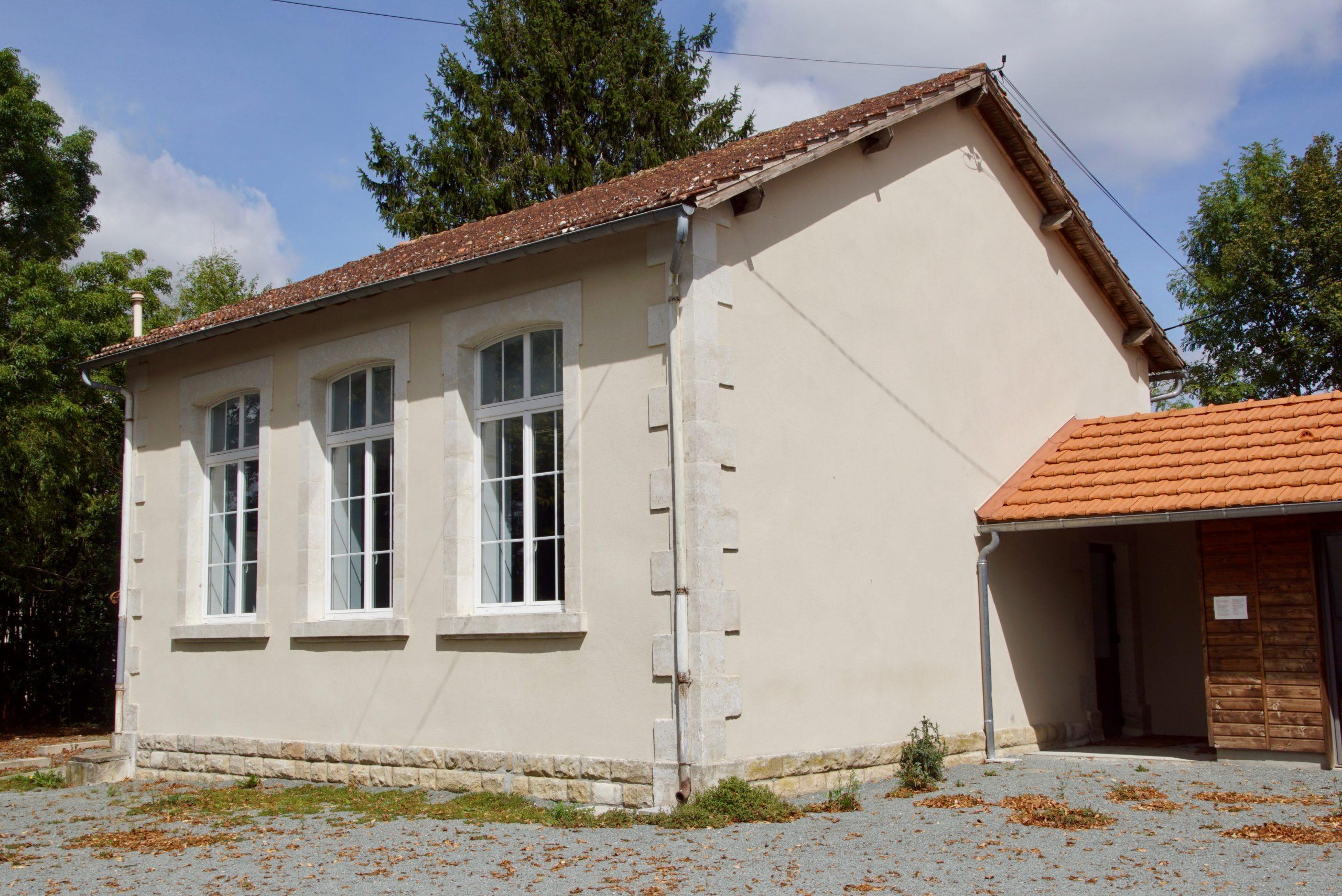 Salle de Champeaux